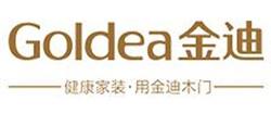 金迪木门logo