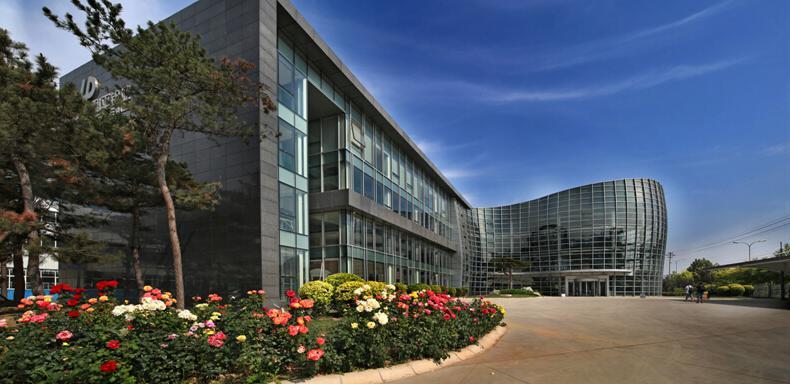 和平铝业总部