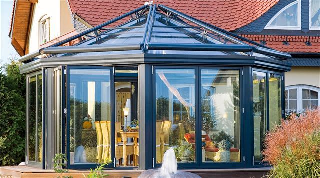 安全呵护 · 优质中空钢化玻璃