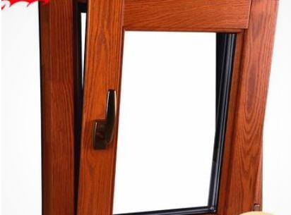 橡木铝包木门窗的价格