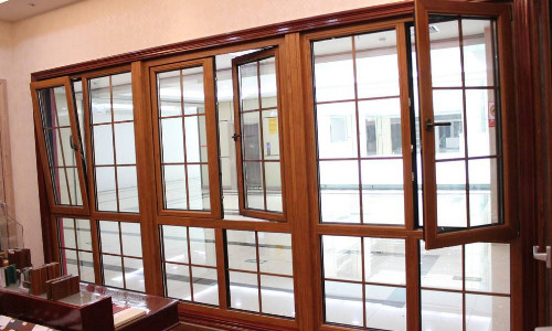 铝包木门窗材料