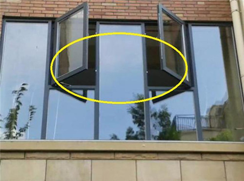 封阳台一般开几个窗