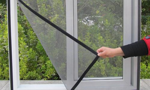 什么样的纱窗最实用