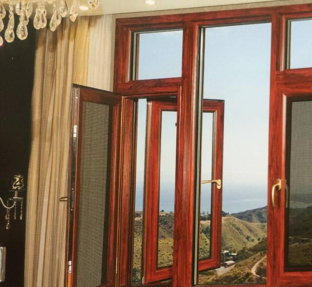 铝木复合门窗的缺点