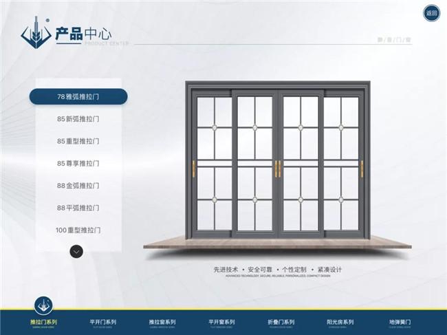 门窗品牌转型升级