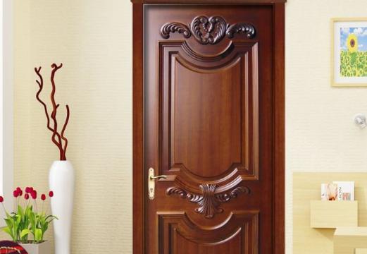 800元的实木复合烤漆门是怎么样的?