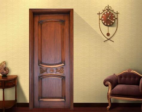 室内套装门300元左右