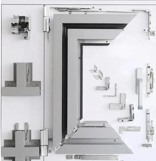 品牌断桥铝门窗报价,断桥铝门窗价格表