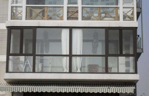 封阳台多少钱一平米?300元和600元的断桥铝封阳台差在哪里?
