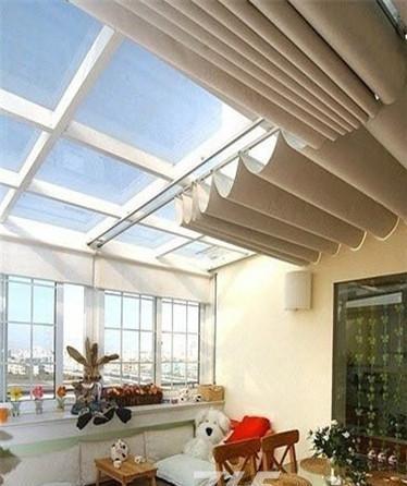顶层阳光房装修效果图