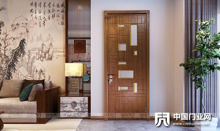 雕花工艺的卫生间门你会选吗?