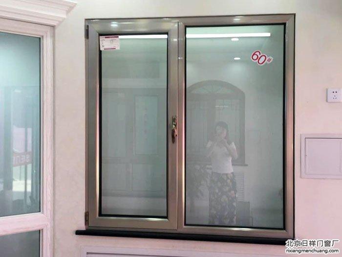 忠旺门窗60系列断桥铝平开窗