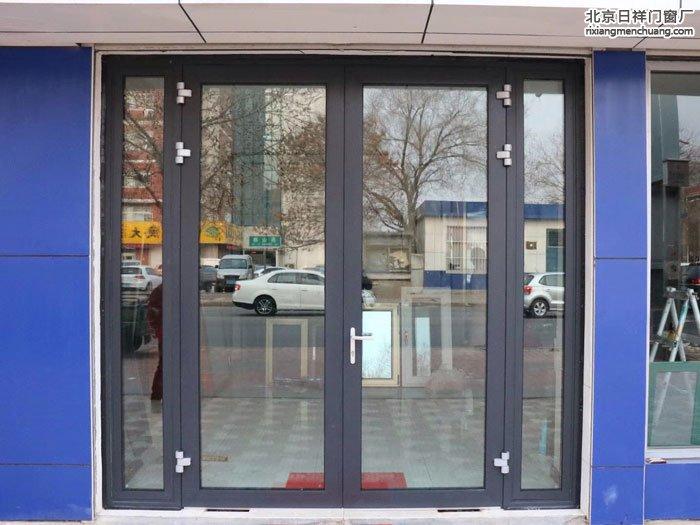 忠旺门窗70系列断桥铝平开门