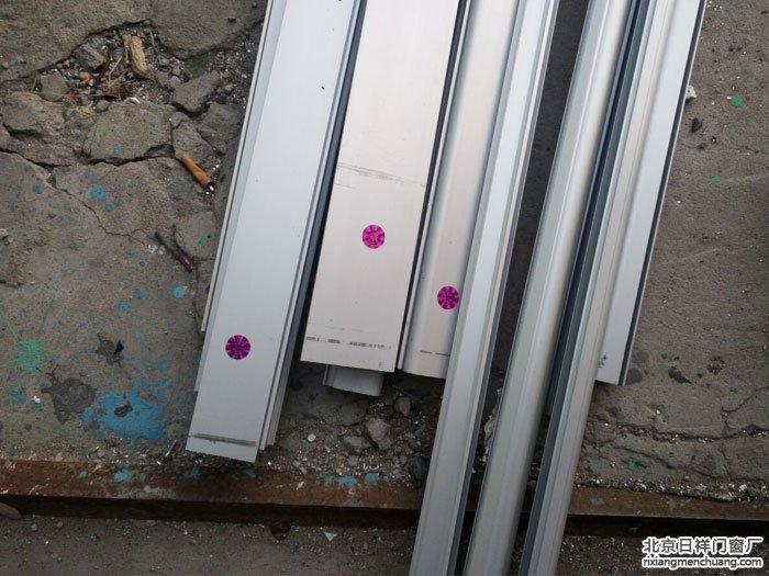 忠旺断桥铝70系列真假辨别方法