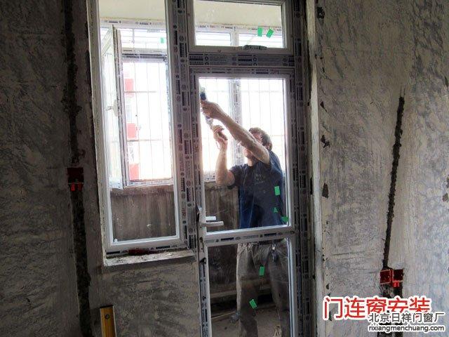 门窗安装服务项目