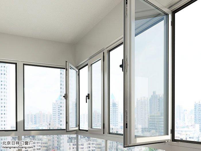 忠旺断桥铝推拉窗和平开窗的优缺点