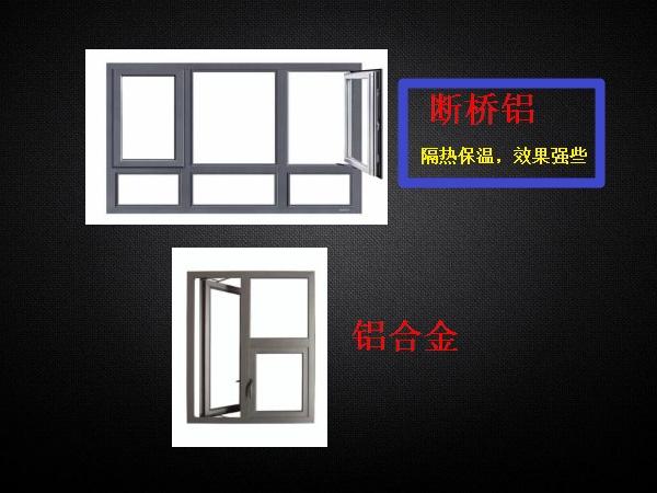 罗普斯金门窗与断桥铝优缺点